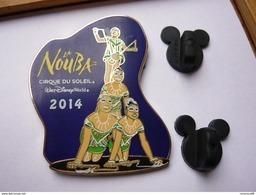 Big Pin S Disney NOUBA CIRQUE DU SOLEIL 4,5 X 3,5  Cm Neuf - Disney