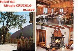 P91270 RIFUGIO CRUCOLO SPERA TRENTO - Trento