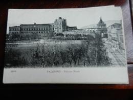 19828) PALERMO PALAZZO REALE NON VIAGGIATA 1910 CIRCA - Palermo