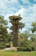 1 AK Sarawak / Bundesstaat Von Malaysia Auf Der Insel Borneo * Hauptstadt Kuching - Round Pillar In Reservoir Park * - Malaysia
