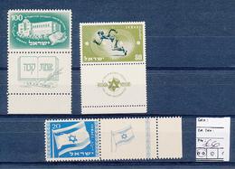ISRAEL SELECTION MNH - Israel