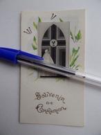 Souvenir De COMMUNION 27 Juin 1943 Image Pieuse Religion - Communion