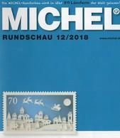 Briefmarken MICHEL Rundschau 12/2018 New 6€ Stamp Of The World Catalogue/magacine Of Germany ISBN 978-3-95402-600-5 - Encyclopedias