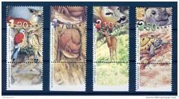 Israel - 2001, Michel/Philex No. : 1612-1616 - MNH - *** - - Israel