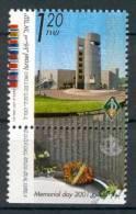 Israel - 2001, Michel/Philex No. : 1621 - MNH - *** - - Israel
