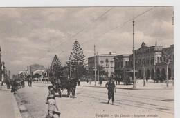 Cartolina - Palermo - Via Lincoln - Stazione Centrale - Non   Viaggiata - Palermo