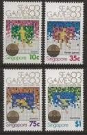 Singapur 1983 - MiNr. 422-425 - Postfrisch - Singapour (1959-...)
