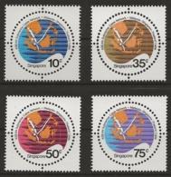 Singapur 1983 - MiNr. 432-435 - Postfrisch - Singapour (1959-...)
