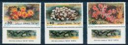 Israel - 1986, Michel/Philex No. : 1027-1029, - MNH - *** - - Ongebruikt (met Tabs)