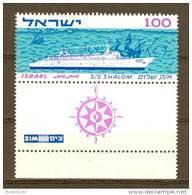 Israel - 1963, Michel/Philex No. : 295,  - MNH - *** - Full Tab - Israel