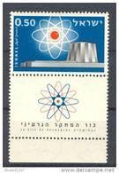 Israel - 1960, Michel/Philex No. : 216,  - MNH - *** - Full Tab - Neufs (avec Tabs)