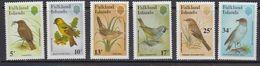 Falkland Islands 1982 Birds 6v ** Mnh (41457A) - Falkland Islands