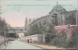 Laeken - Laken - Pont Ayant Reliè Les Propriètès Royales à La Villa Vanderborght - HP1540 - Belgio