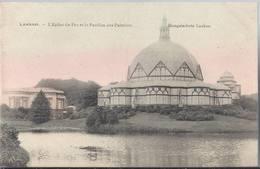 Laeken - Laken - L'Eglise De Fer Et Le Pavillon Des Palmiers - HP1544 - Belgio