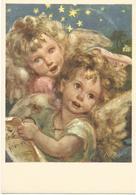 V3202 Illustrazione Illustration Zandrino - Angeli - Bambini - Enfants - Children - Kinder - Nino / Non Viaggiata - Zandrino