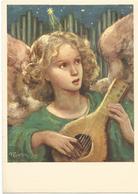 V3204 Illustrazione Illustration Zandrino - Angeli - Bambini - Enfants - Children - Kinder - Nino / Non Viaggiata - Zandrino