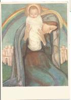 V3208 Illustrazione Illustration Zandrino  - Il Dono Della Madre Agli Uomini / Non Viaggiata - Zandrino