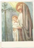 V3209 Illustrazione Illustration Zandrino  - Il Dono Della Madre Al Padre Celeste / Non Viaggiata - Zandrino