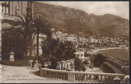 Monte Carlo - La Gare - Vue Prise Des Terrasses De Monte Carlo - HP1547 - Monte-Carlo