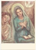 V3211 Illustrazione Illustration Zandrino - Angeli Bambini Enfants Children Kinder Nino - L'Annuncio / Non Viaggiata - Zandrino