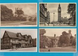 United Kingdom, Verenigd Koninkrijk, Lot Van 60 Postkaarten, Postcards - Cartes Postales
