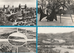 United Kingdom, Verenigd Koninkrijk, Lot Van 60 Postkaarten, Postcards - Postkaarten