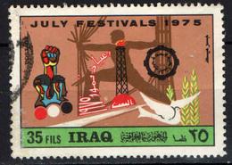 IRAQ - 1975 - FESTIVAL - USATO - Iraq