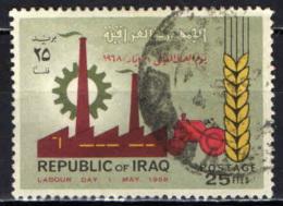 IRAQ - 1968 - LABOR DAY - USATO - Iraq