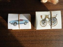 Chromos Jacques (Autos 1962, 1964 Et 1966) - Auto