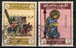 IRAQ - 1962 - 9° CENTENARIO DEL FILOSOFO AL-KINDI - USATI - Iraq