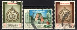IRAQ - 1960 - 2° ANNIVERSARIO DELLA RIVOLUZIONE DEL 1958 - USATI - Iraq