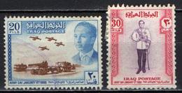 IRAQ - 1958 - GIORNATA DELLE FORZE ARMATE - USATI - Iraq