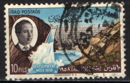 IRAQ - 1958 - DIGA DI DERVENDI KHAN - USATO - Iraq