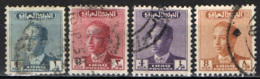 IRAQ - 1957 - EFFIGIE DEL RE FAISAL II - USATI - Iraq