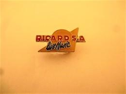 PINS BOISSONS ALCOOL RICARD LIVE MUSIC écriture Verte / 33NAT - Beverages