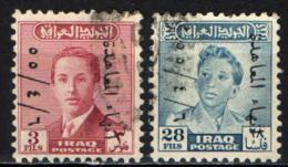 IRAQ - 1955 - ABROGAZIONE DEL TRATTATO ANGLO-IRAKENO DEL 1930 - USATI - Iraq