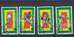 Togo 1983 Annee Preolimpique Los Angeles Olympic Games 4 Stamps  Used (G24) - Summer 1984: Los Angeles