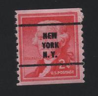 USA 823 SCOTT 1033 NEW YORK N.Y. - Estados Unidos