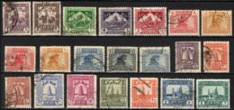 IRAQ - 1941 - IMMAGINI E MONUMENTI DELL'IRAQ - USATI - Iraq