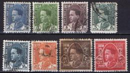 IRAQ - 1934 - EFFIGIE DEL RE GHAZI - USATI - Iraq