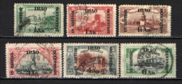 IRAQ - 1918 - OCCUPAZIONE INGLESE - USATI - Iraq