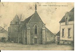 89 - CUDOT / L'EGLISE - PELERINAGE à SAINT ALPAIX - Autres Communes