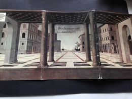 BODEMUSEUM - BERLIN - DDR - GEMAELDEGALERIE - 10 KARTEN - Künstlerkarten