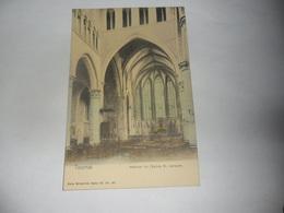 Tournai:intérieur De L'église St Jaques - Tournai