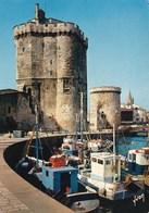 LA ROCHELLE VUE SUR LES TROIS TOURS (dil363) - La Rochelle