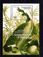 1986   Dominique,  200 Ans De L'ornithologue Audubon, BF 111 **, Cote 20 € - Dominique (1978-...)