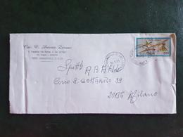 (10482) ITALIA STORIA POSTALE 1981 - 6. 1946-.. Repubblica