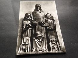 ERNST BARLACH - MAGDEBURGER DOM - MAHNMAL - Ansichtskarten