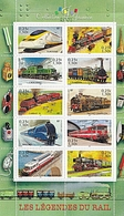 COLLECTION JEUNESSE TRAINS - Mint/Hinged