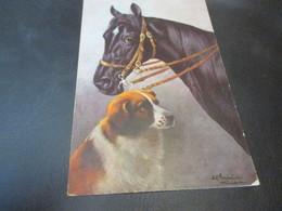 Fantasiekaart, Honden - Honden